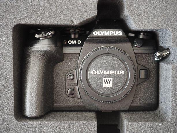 Aparat Olympus E-M1 MKII - korpus, czarny, NOWY, 2 lata gwarancji
