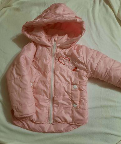 Продам детскую осеннюю курточку