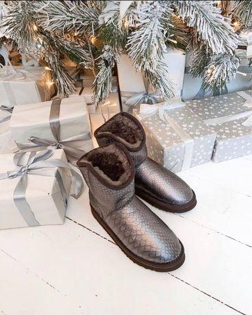 Уги сапоги валенки 37 оригинал брендовая обувь