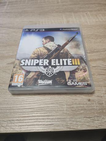 Sniper Elite 3 PS3 polska wersja PL