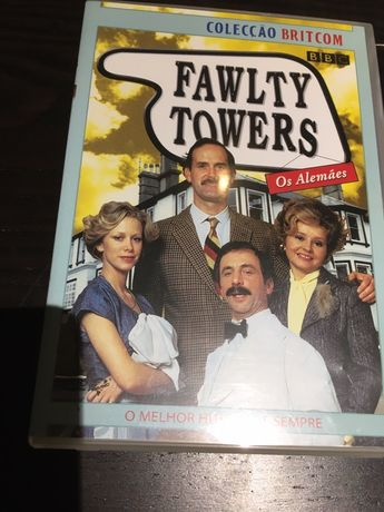 DVD Fawlty Towers