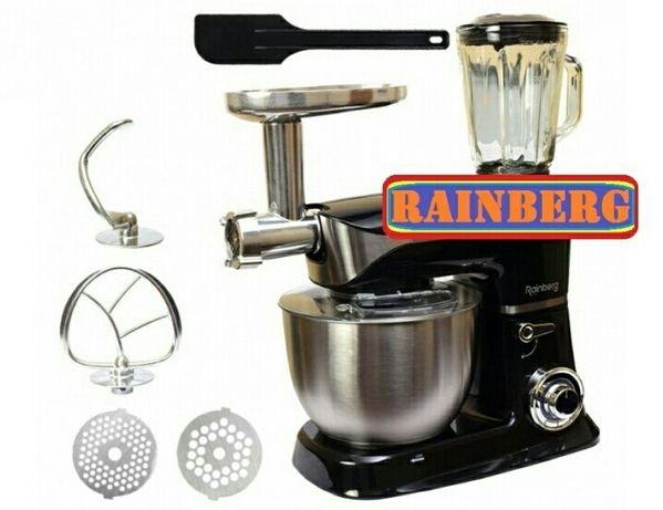 Кухонный комбайн Rainberg 3 в 1 2200 Вт. ! Cупер ЦЕНА!!!