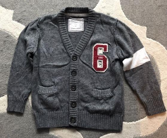 Sweterek Zara, rozm. 4-5 lat