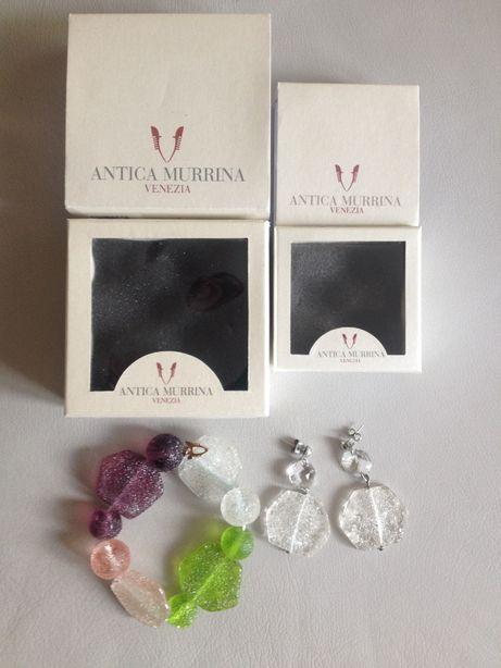 bransoletka z Wenecji - kolorowe szkło Murano