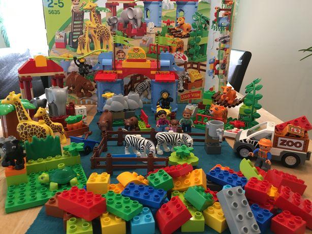 Zestaw Lego Duplo Duze ZOO