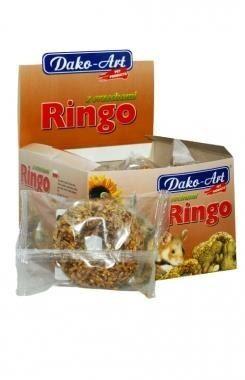 Dako-Art DAKO-ART Ringo - miodowy przysmak dla gryzoni 60g - Sanok