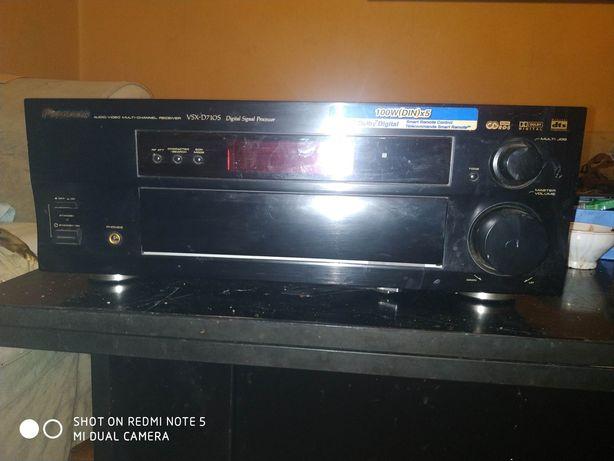 Hi.Fi ресивер пионер модель VSX-D 710S. 7.1 канальный.