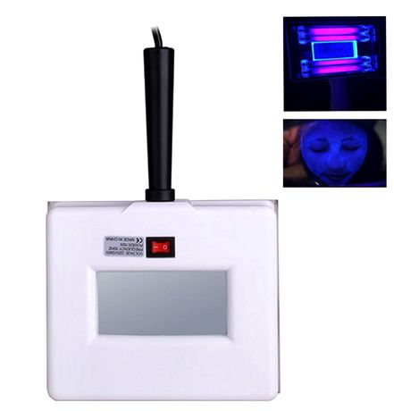 УФ-анализатор для кожи, лампа для тестирования кожи лица