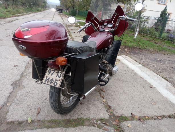 Мотоцикл Дніпро Chopper