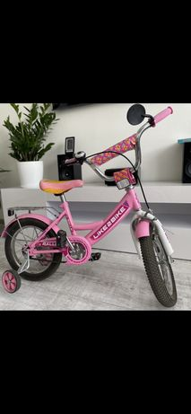 Велосипед для девочки like2bike