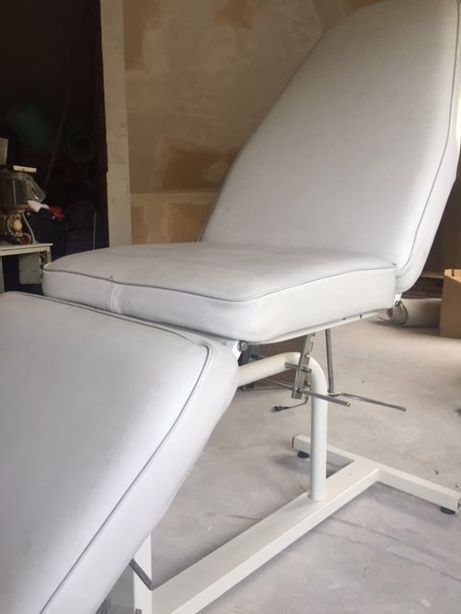 Fotel kosmetyczny Biomak używany sprzedam