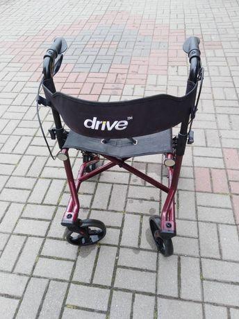 Chodzik dla osoby niepełnosprawnej Drive