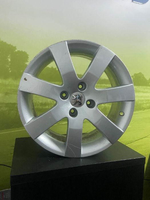 """Jante Usada 16""""x7J 4x108 Peugeot Proença-A-Nova E Peral - imagem 1"""