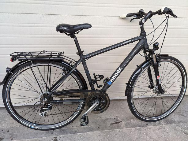 """Rower miejski Benger Comfort, oświetlenie LED.Koła 28"""""""