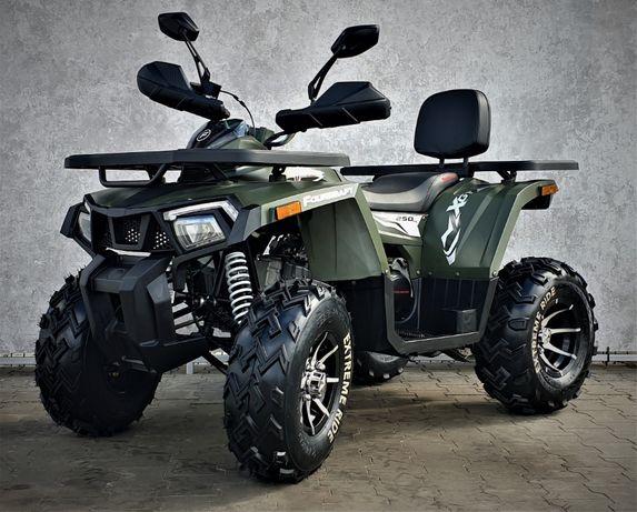 Dostawa GRATIS Quad ATV XTR Fourcraft 250 24 KM DOSTEPNY OD REKI