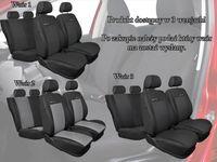 Dedykowane pokrowce samochodowe Skoda Fabia 3 OD 2014r.