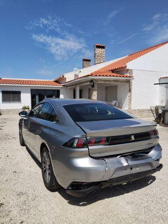 Peugeot 508 1.5HDI 2600km 07/2020