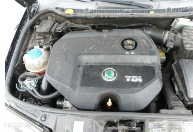 Motor Skoda Fabia Octavia 1.9Tdi 100cv ATD AXR Caixa de Velocidades Arranque + Alternador