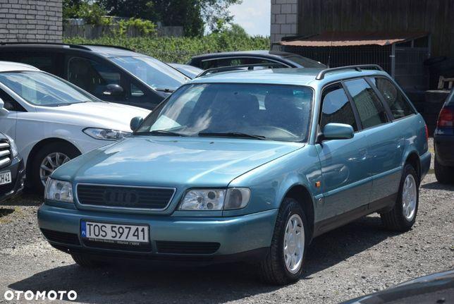 Audi A6 2.5 TDI R5 Klimatronik Sprawny Nowe Opony Zadbany