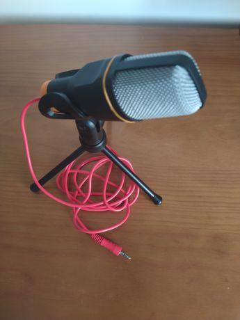 Microfone C/Tripé * COMO NOVO*