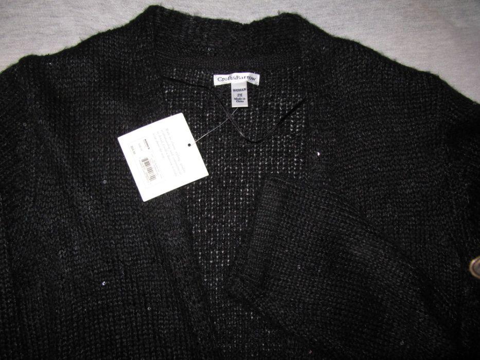 Nowy firmowy sweter Croft Barrow roz 2x Warszawa - image 1