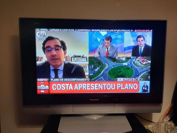 Plasma Panasonic Viera 37''