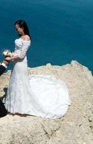 Suknia ślubna ST. Patrick Rondalla r.36