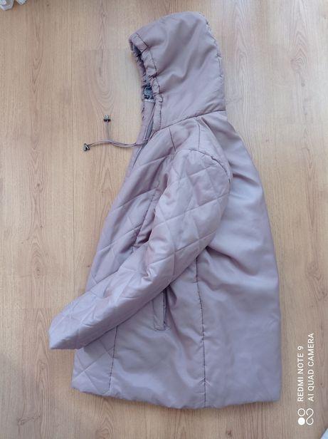 Куртка дeмисезонная ANNE DE LANGAY парка ветровка Zara