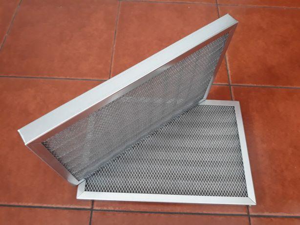 Filtros de rede Zincada / Alumínio