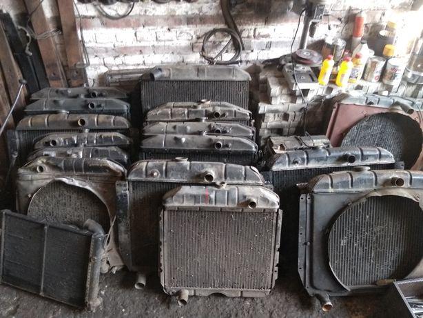 Радиатори охлаждения Газ 52 53 3307 Зил Камаз Газель