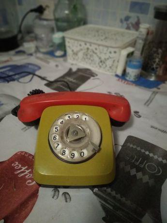 Телефон стационарный ретро СССР