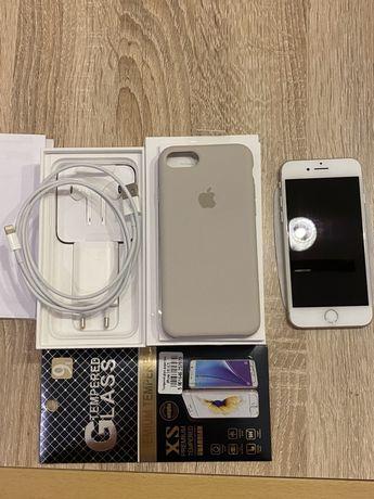 Iphone 7 silver 32GB Gwarancja