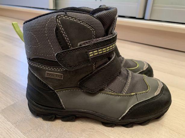 Зимние Термо ботинки Ten Tex, р. 32-33