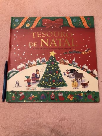 Livro contos do Natal!