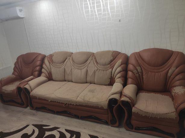 Диван + 2 крісла