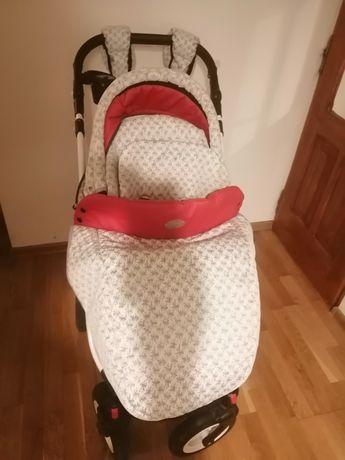 Wózek dziecięcy 2w1 BabyMerc
