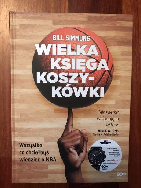 Wielka księga koszykówki, Bill Simmons NOWA