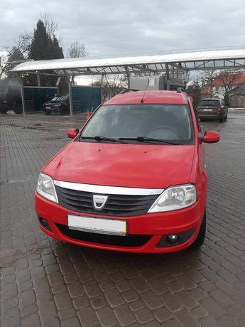 Dacia Logan 1.6 бензин MCV 2009
