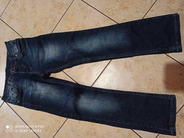 Spodnie Tommy Hilfiger roz.128