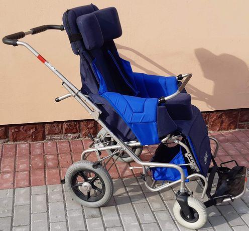 Wózek inwalidzki dziecięcy Comfort 6