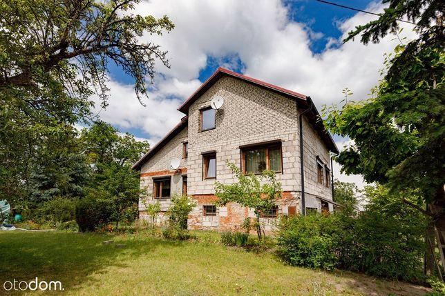 Przestronny dom z ogrodem w centrum Barlinka