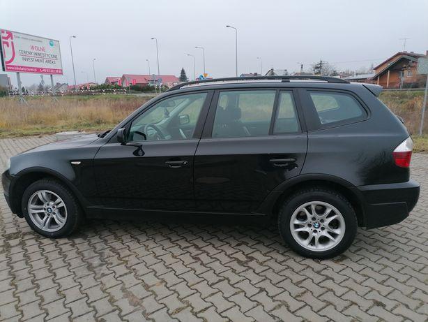 BMW x3 e83 2.0xdreiw. Super stan.