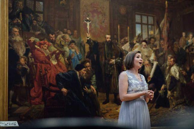 Śpiew na ślubie