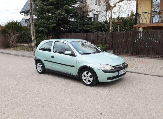 Opel Corsa 1.7D 2001R wspomaganie alu klima