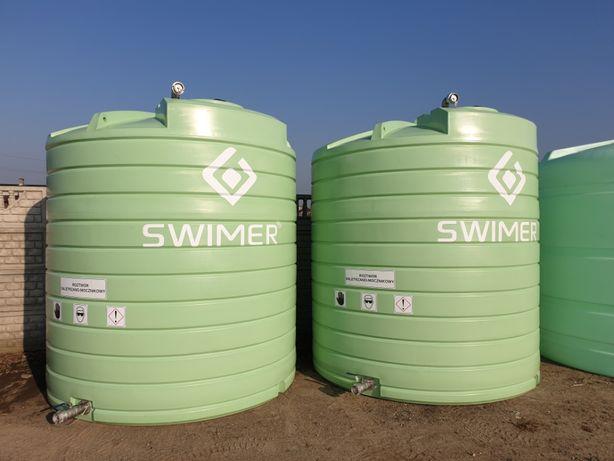 Zbiornik SWIMER na nawozy płynne, RSM Agro Tank 10.000 l RATY!!!