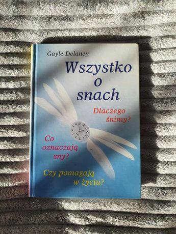 Książka wszystko o snach