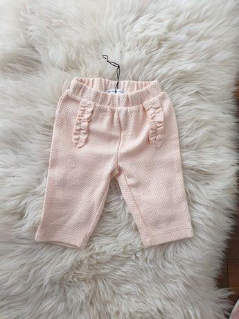 NOWE spodnie reserved 68