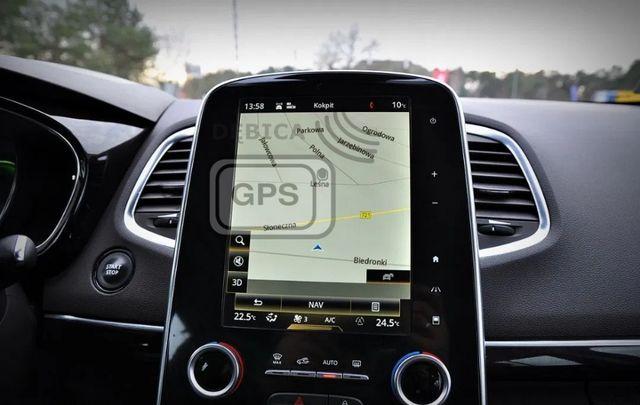 Mapa Renault R-LINK 2 Mapy 2020 Talisman Scenic Megane Espace Kadjar