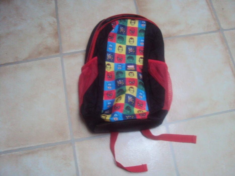 Plecak nowy Marvel szkolny Dusin - image 1