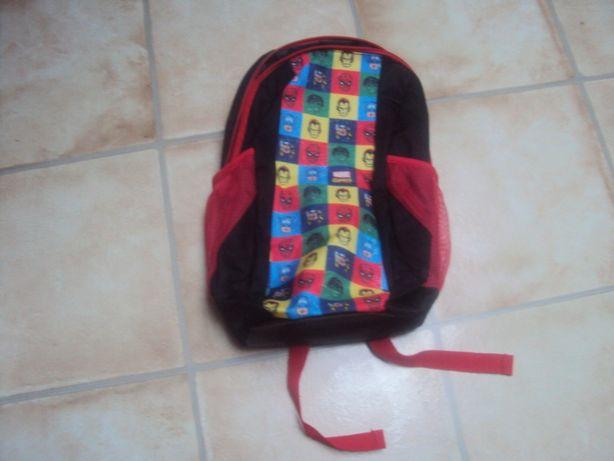 Plecak nowy Marvel szkolny